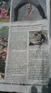 Article de presse Hellfest
