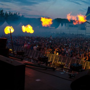 stage flame magic fx