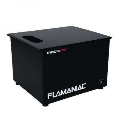 prestation et location de machine flamme et feu flamaniac