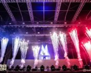 DJ SNAKE Garorock Festival Co2 streamers confettis pyro flame Very good picture #nextfx #magicfx…