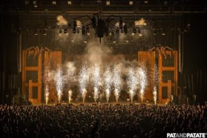 Prochainement les vidéos et photos du show monstrueux Hellfest : Nuit de l'Enfer- W4rm…