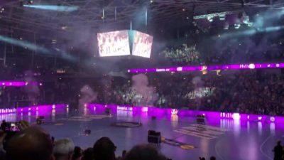 Merci le HBC Nantes merci ma team Un aperçu de le fin de la…