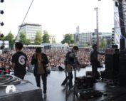 COVID 19 1 jour : 1 concert : Hit west live à rennes 2011 – 50 000 pers …