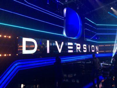 Covid – 19 Photo prestation Emission TV TF1 DIVERSION prestation 2017 avec Enzo…